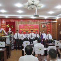 (Tiếng Việt) Đại hội Đảng bộ Công ty Cổ phần Vinafor Đà Nẵng hành nhiệm kỳ 2015-2020