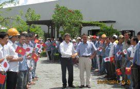 Đoàn Doanh Nghiệp Quận Ehime Nhật Bản Đến Thăm Và Làm Việc Tại Vinafor Đà Nẵng